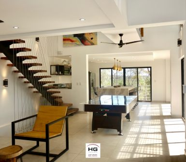 1 Living room - Luxury villa Tamarindo for sale 300m beach 2 (2)