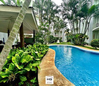 0 Garden - Rancho & pool - condo for sale Tamarindo center