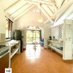 F10 - KITCHEN - APPARTMENT - Business for sale Brasilito 6 stores & 2 appartments - COSTA RICA